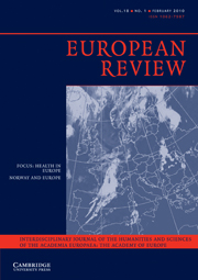 Europaean Review